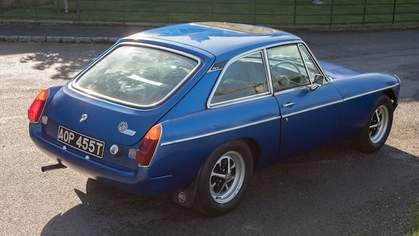 1979 MGB GT For Sale (picture 14 of 115)