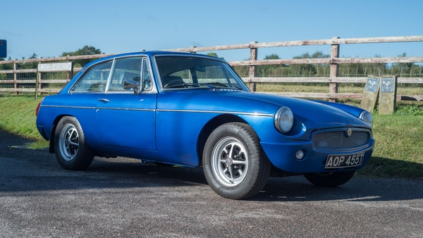 1979 MGB GT For Sale (picture 15 of 115)