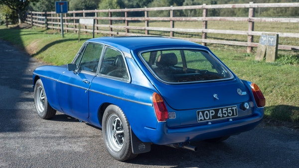 1979 MGB GT For Sale (picture 86 of 115)