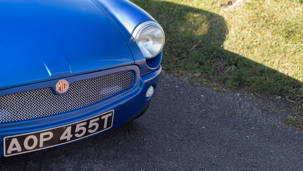 1979 MGB GT For Sale (picture 51 of 115)
