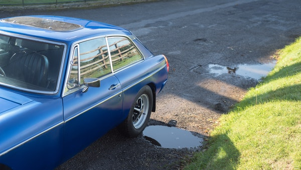 1979 MGB GT For Sale (picture 47 of 115)