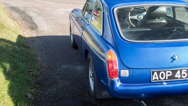 1979 MGB GT For Sale (picture 46 of 115)