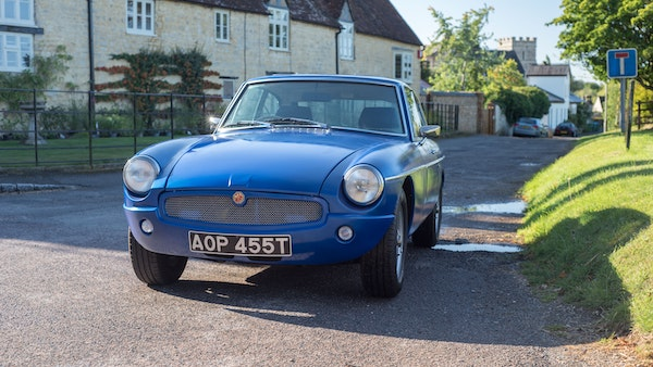 1979 MGB GT For Sale (picture 9 of 115)