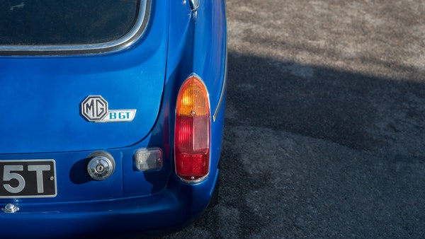 1979 MGB GT For Sale (picture 42 of 115)
