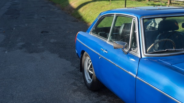 1979 MGB GT For Sale (picture 54 of 115)