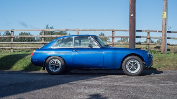1979 MGB GT For Sale (picture 12 of 115)