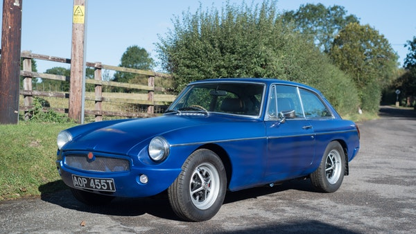 1979 MGB GT For Sale (picture 10 of 115)