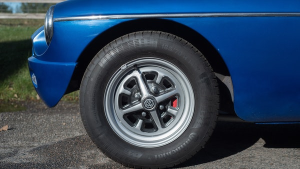 1979 MGB GT For Sale (picture 20 of 115)