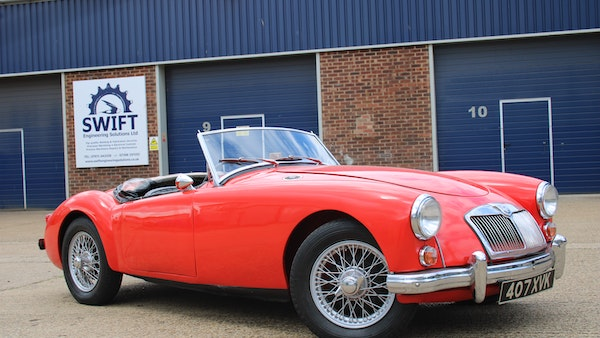 1958 MGA 1500 Roadster For Sale (picture 17 of 51)