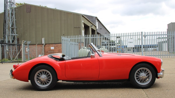 1958 MGA 1500 Roadster For Sale (picture 18 of 51)