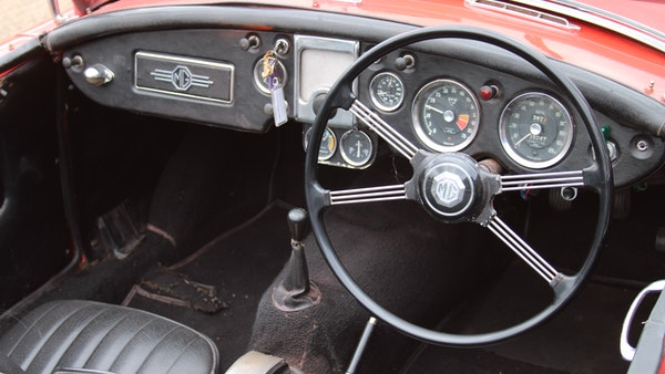 1958 MGA 1500 Roadster For Sale (picture 24 of 51)