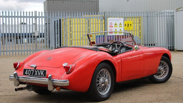 1958 MGA 1500 Roadster For Sale (picture 8 of 51)