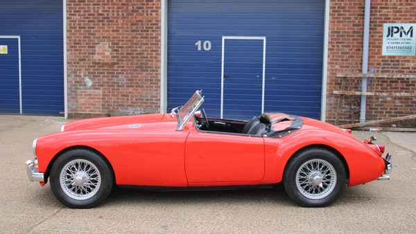 1958 MGA 1500 Roadster For Sale (picture 7 of 51)