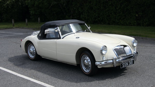 1958 MGA Roadster For Sale (picture 11 of 224)