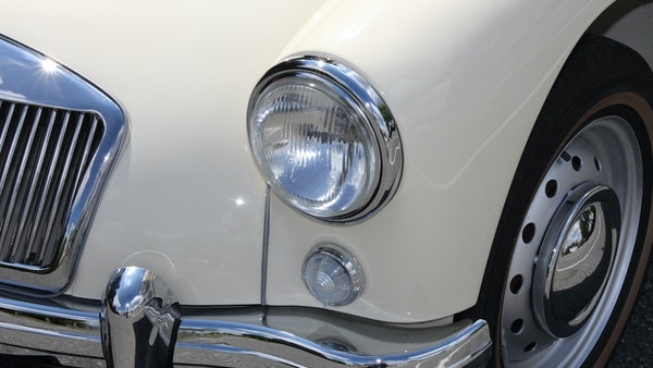 1958 MGA Roadster For Sale (picture 45 of 224)