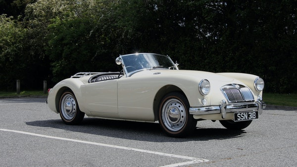 1958 MGA Roadster For Sale (picture 1 of 224)