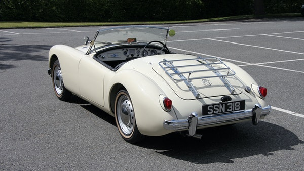 1958 MGA Roadster For Sale (picture 5 of 224)