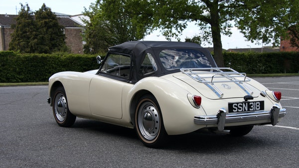 1958 MGA Roadster For Sale (picture 15 of 224)