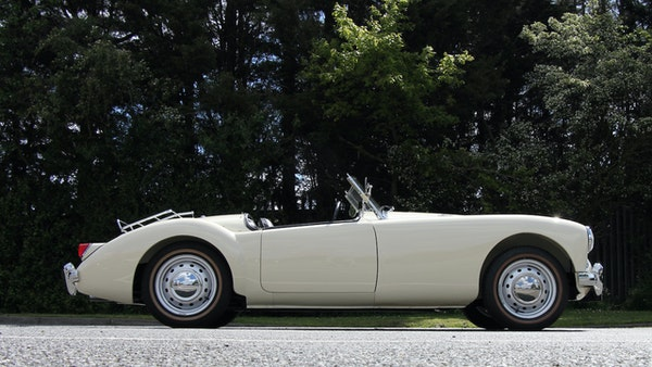 1958 MGA Roadster For Sale (picture 21 of 224)