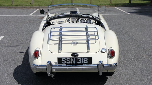 1958 MGA Roadster For Sale (picture 18 of 224)
