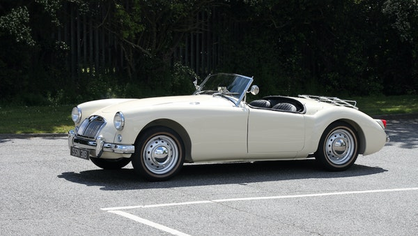 1958 MGA Roadster For Sale (picture 20 of 224)