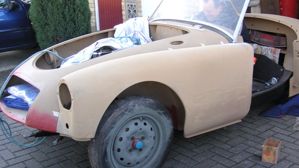 1958 MGA Roadster For Sale (picture 167 of 224)