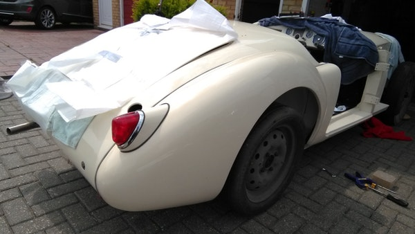 1958 MGA Roadster For Sale (picture 148 of 224)