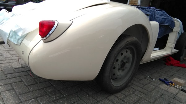 1958 MGA Roadster For Sale (picture 137 of 224)