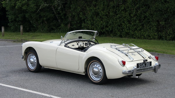 1958 MGA Roadster For Sale (picture 8 of 224)