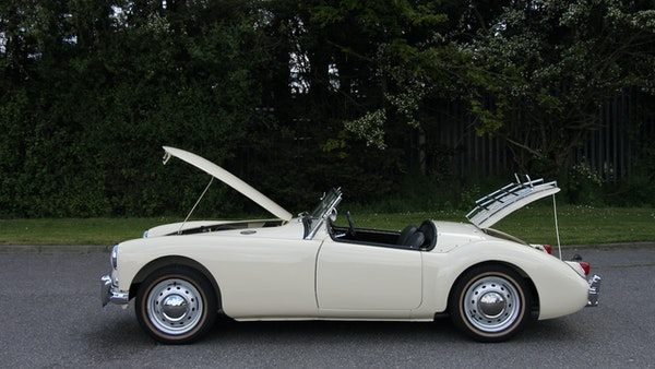 1958 MGA Roadster For Sale (picture 9 of 224)