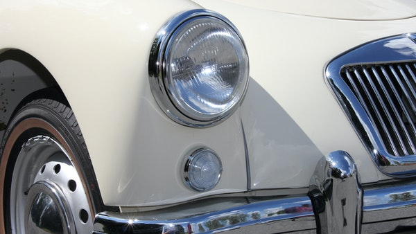 1958 MGA Roadster For Sale (picture 48 of 224)