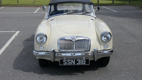 1958 MGA Roadster For Sale (picture 13 of 224)
