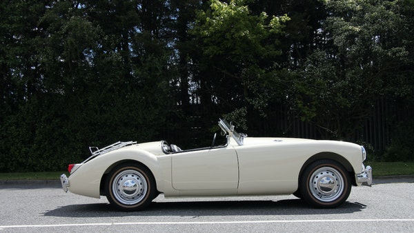 1958 MGA Roadster For Sale (picture 17 of 224)