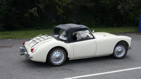 1958 MGA Roadster For Sale (picture 12 of 224)