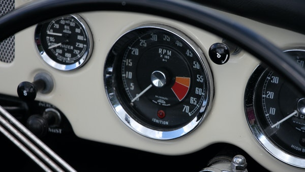 1958 MGA Roadster For Sale (picture 35 of 224)