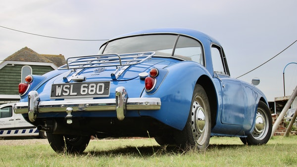 1960 MGA 1600 Coupé For Sale (picture 21 of 100)
