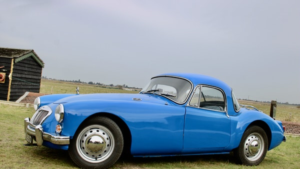 1960 MGA 1600 Coupé For Sale (picture 35 of 100)