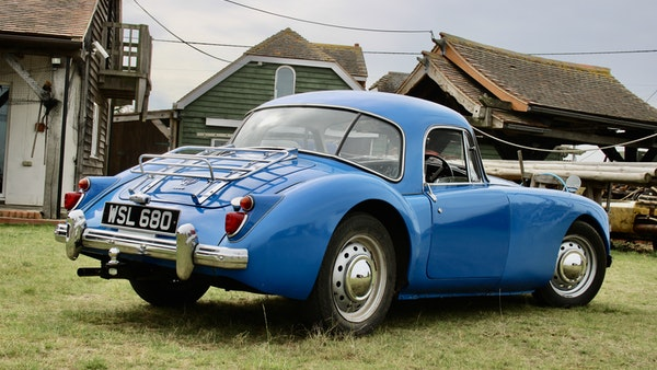 1960 MGA 1600 Coupé For Sale (picture 24 of 100)