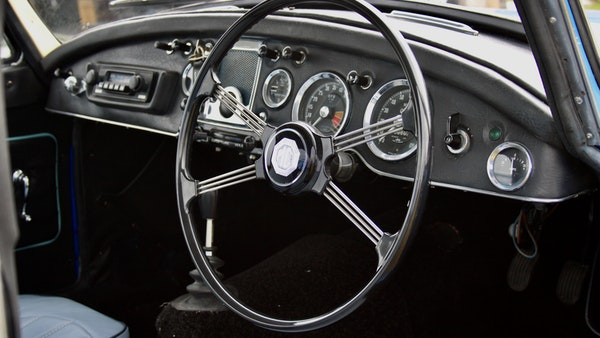 1960 MGA 1600 Coupé For Sale (picture 47 of 100)
