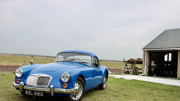 1960 MGA 1600 Coupé For Sale (picture 15 of 100)