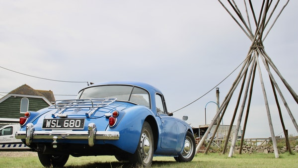 1960 MGA 1600 Coupé For Sale (picture 23 of 100)
