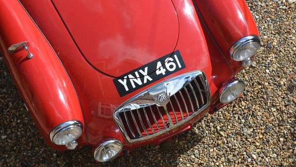 RESERVE LOWERED 1958 MGA Coupe For Sale (picture 142 of 212)
