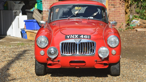 RESERVE LOWERED 1958 MGA Coupe For Sale (picture 10 of 212)