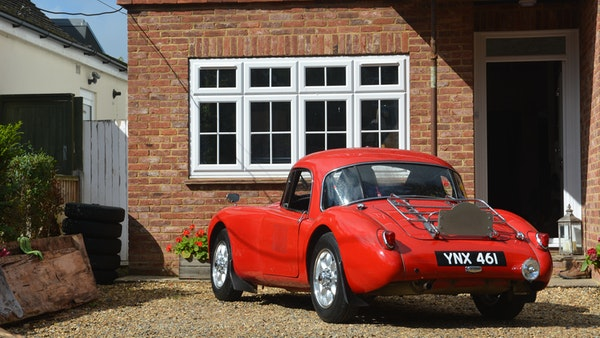 RESERVE LOWERED 1958 MGA Coupe For Sale (picture 15 of 212)