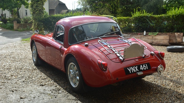 RESERVE LOWERED 1958 MGA Coupe For Sale (picture 26 of 212)