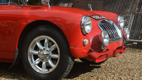 RESERVE LOWERED 1958 MGA Coupe For Sale (picture 103 of 212)