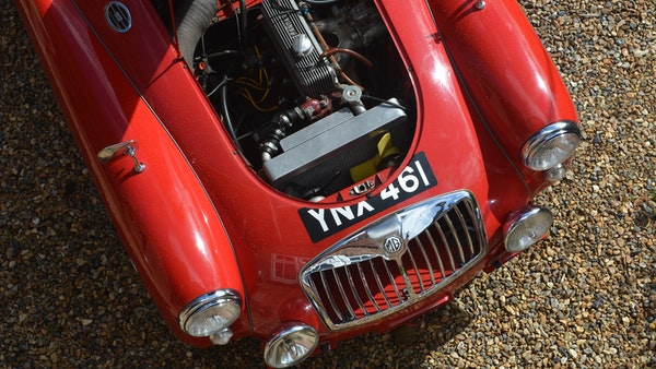 RESERVE LOWERED 1958 MGA Coupe For Sale (picture 151 of 212)