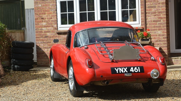 RESERVE LOWERED 1958 MGA Coupe For Sale (picture 19 of 212)