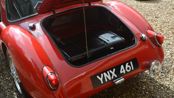 RESERVE LOWERED 1958 MGA Coupe For Sale (picture 74 of 212)
