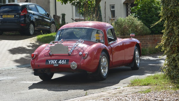 RESERVE LOWERED 1958 MGA Coupe For Sale (picture 30 of 212)